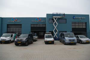 Truckwash Aalsmeer