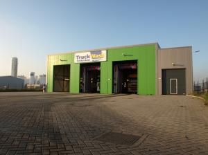 Truckwash Rotterdam